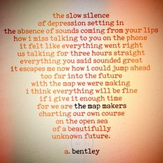 """""""The Map Makers."""" #abentley #poem #poems #poets #poetry #maps #map  #future #beautiful #romance #love #relationships #lovers #girl #boy #wordporn #wordart #words"""