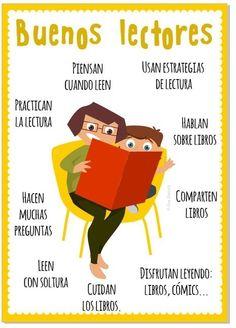 Buenos lectores | Lectura Bibliotecas LIJ | Scoop.it