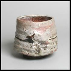 Jean-Pierre Viot - Raku fired bowl with decoration | Capriolus Collectable Ceramics