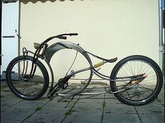 Vélo fait maison... ...