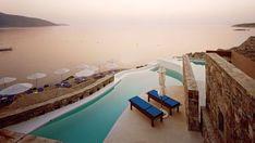 The St. Nicolas Bay Resort Hotel & Villas.