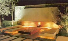 A.J.Barnes: Courtyard Design Winter Mission