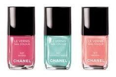 New Chanel vernis