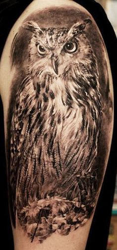Tattoo Artist - Dmitriy Samohin - animal tattoo