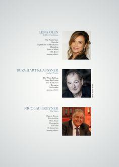 "Film ""Night Train to Lisbon"" - Cast (pt. 3) | via http://www.night-train-to-lisbon-film.com #Portugal"