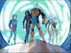 Stargate Infinity Cartoon Intro