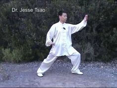 Jesse Tsao Tai Chi 8 Forms (Taiji Form 10) - YouTube