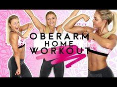 ♥ Homeworkout für straffe Arme zum Mitmachen! ♥ Zuhause trainieren wie im Gym | Sophia Thiel - YouTube