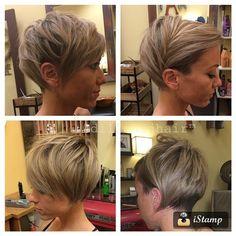 Hast Du feines/dünnes Haar? 10 Kurzhaarfrisuren, geeignet für deinen Haartyp