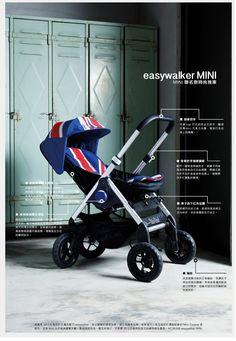 easywalker X MINI COOPER