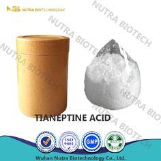 Nootropic Tianeptine Acid CAS 66981-73-5 99%