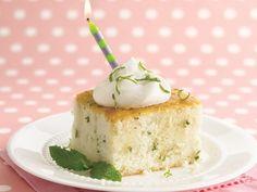 Mojito Cake...Cinco de mayo?