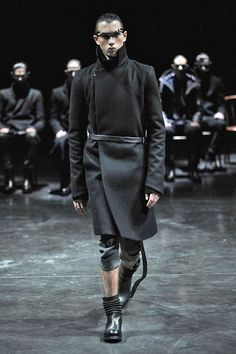 Y Project by Yohan Serfaty Menswear Autumn/Winter 2013
