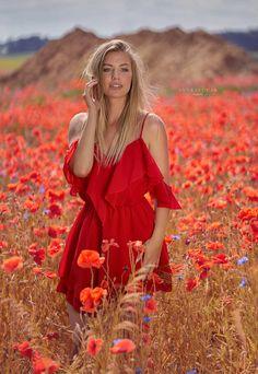 Monika Beautiful Models, Beautiful Women, William Stewart, Artistic Portrait Photography, People Like, Wrap Dress, Cold Shoulder Dress, Photoshoot, Beauty