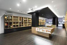 Bottles Congress in Braga designed by Tiago do Vale Arquitectos