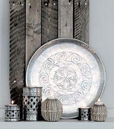 Schaal Perzie Aluminium