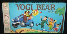 Yogi Bear Game 1971  One of my most favorites!