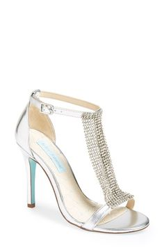 Blue by Betsey Johnson 'Mesh' Sandal (Women) available at #Nordstrom