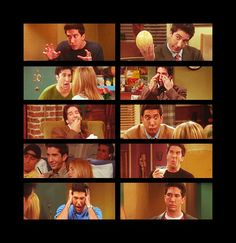 The many faces of Ross