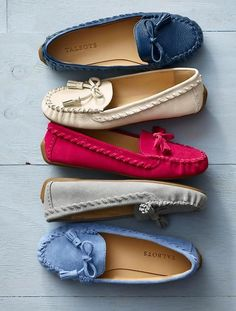 127c2f8513e330 Discover your modern classic look with Everson Whipstitched Driving  Moccasins-Pebbled Leather from Talbots. Shop our clothes