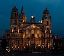 St Joseph of Nazareth, Toluca List of cathedrals in Mexico - Wikipedia, the free encyclopedia