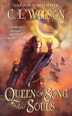 Queen of Song and Souls C. L. Wilson Book 4 of the tairen soul series