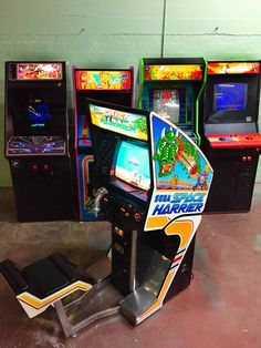 I can't recall a post quite like this that covers this many new arcade locations in one shot. From new 'pure' arcades to bar/arcades to those looking to open, it has everything except for a new FEC.Thanks to Michael Louie for the links on all of these excepting the Super Bario – we've got quite [&hellip Pinball, Man Cave Arcade, Lady Deadpool, Old School Toys, Retro Arcade, Arcade Machine, Retro Video Games, Gaming Accessories, Video Game Console