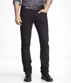 ALEC SUPER SKINNY JEAN | Express | Men's Clothes | Pinterest ...