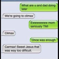 Ewww!! Lol