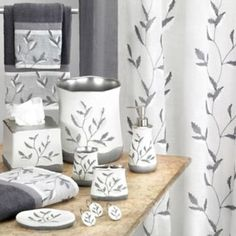 Flourish Bath Collection