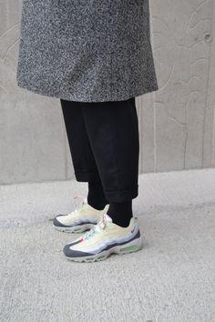 "alkarus: "" Carven coat Damir Doma pant AM95 sneakers """