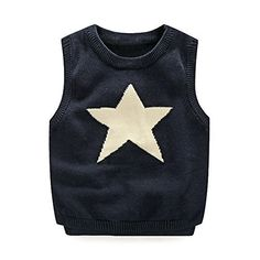 Product review for Mud Kingdom Little Boys School Uniform Round Neck Sweater Vests Star.  Hi there, We appreciate you taking the time to browse our products. Mud Kingdom Little Boys School Uniform Round Neck Sweater Vests Star. Easy pull-over fashion sweater vest with round neck design. Ribbed cuffs and hem stretch for cozy fit. Attractive big star pattern. A Great Sweater Vest For...