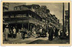 Port Said 1936