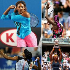 The Williams Sisters' Fitness Fashion