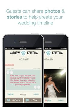 """Getting Married? """"Wedding Party"""" app Collects Photos From Guests' Phones To Create Beautiful Online Albums Wedding Tips, Our Wedding, Dream Wedding, Wedding Couples, Wedding Stuff, Wedding Photos, Wedding Planning, Online Album, Space Wedding"""