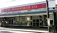 Woolworth's.  I spent lots of time shopping in this dime store.