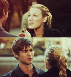 blake lively, chace crawford, gossip girl, nate, nate archibald, serena - inspiring picture on Favim.com