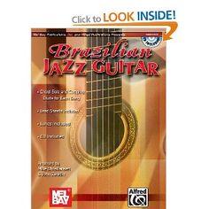 Jazz Guitar Brazilian Music Book