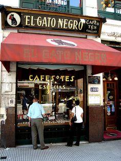 Buenos Aires, El Gato Negro Address: Avenida Corrientes 1669, C1042AAC Buenos Aires, Ciudad Autónoma de Buenos Aires, Argentina Phone:+54 11 4374-1730