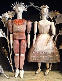 Alexis Snell & Rachel Larkins – The Art Shop & Chapel