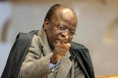 Canadauence TV: Joaquim Barbosa se diz ameaçado e abandona relator...