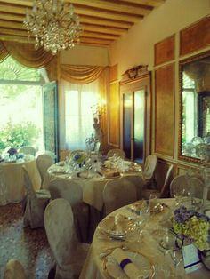 Villa Selmi....interni