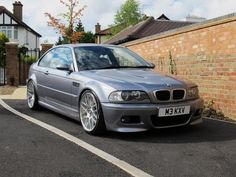 Silver-Grey Appreciation Thread - Page 2 - The M3cutters - UK BMW M3 Group Forum Bmw E46 330, Bmw M3 Coupe, E46 M3, Bmw Love, Fancy Cars, Bmw 3 Series, Bmw Cars, Manual Transmission, Cars Motorcycles