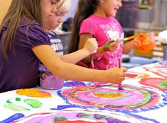 12 Super Fun Collaborative Art Projects for Kids - The Art Curator for Kids