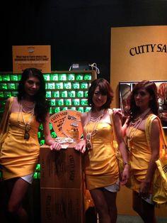 Cutty Cargo Tokyo Welcomes You #CuttySarkTokyo