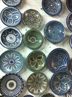 Moroccan Pottery | Moroccan Pottery