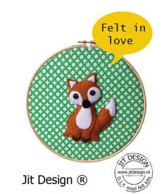 To cute this DIY package Fox from @Jit Design