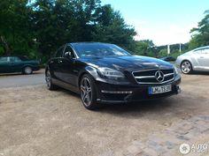 Mercedes-Benz CLS 63 AMG C218 3