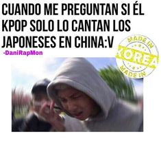 Read 046 from the story Memes Keipop :v [editando] by _Kittphalv_ (La Chim♡) with 364 reads. Seokjin, Hoseok, Namjoon, Taehyung, Bts Memes 2017, Foto Bts, Army Memes, How To Cure Anxiety, Funny Memes
