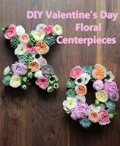 Image via We Heart It https://weheartit.com/entry/158411483 #centerpieces #diy #floral #valentinesday